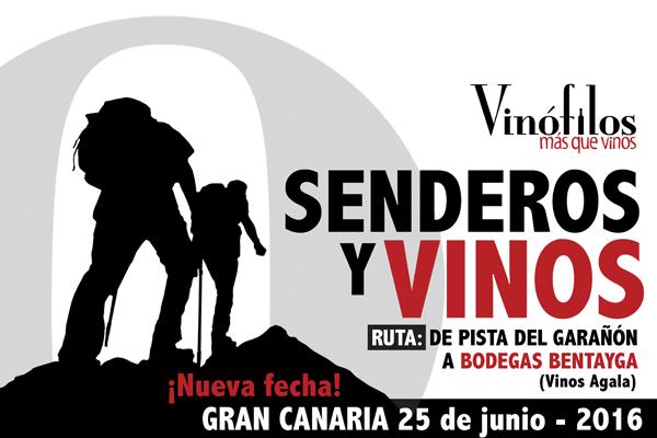Senderos y Vinos 2016 – Gran Canaria