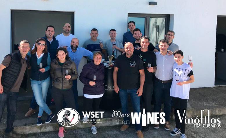 Curso Wset Tenerife 2018