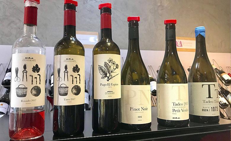 vinos Cortijo Los Aguilares