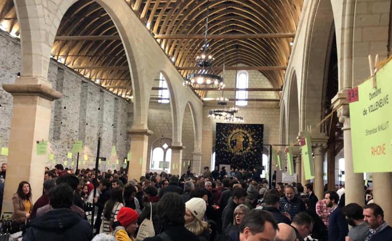 Salon des Vins Loira 2019 2