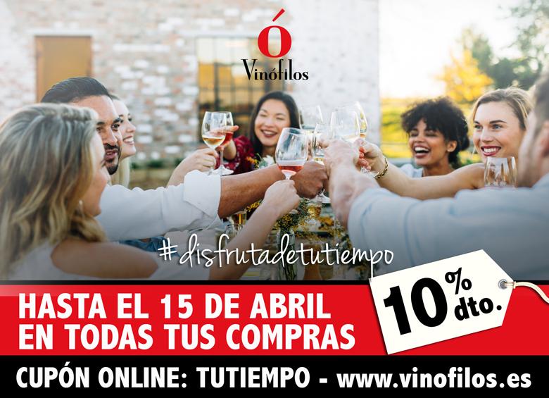 DISFRUTA DE TU TIEMPO Compra Vinos Semana Santa 2019 Canarias