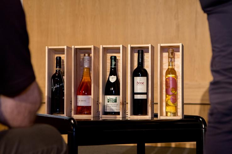 Los vinos de la final de 2017