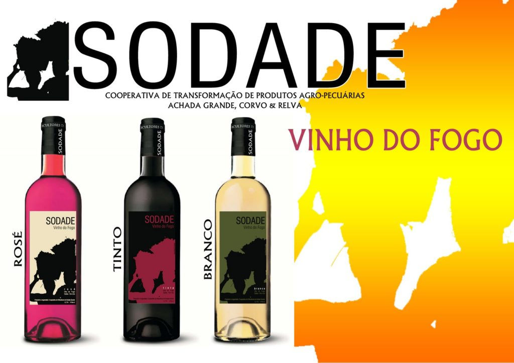 Sodade Vinho do Fogo